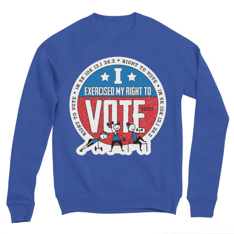 Right to Vote Men's Sponge Fleece Sweatshirt by Moon Joggers's Artist Shop