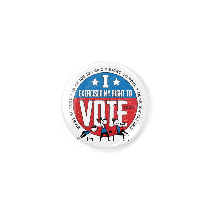 Right to Vote Accessories Button by Moon Joggers's Artist Shop