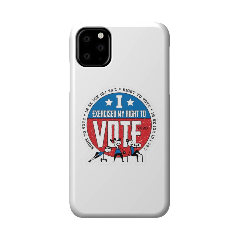Right to Vote Accessories Phone Case by Moon Joggers's Artist Shop