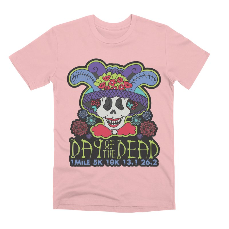 Day of the Dead Men's Premium T-Shirt by Moon Joggers's Artist Shop