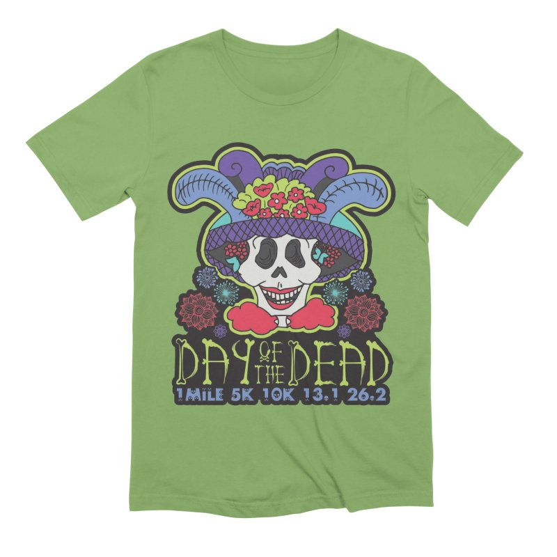 Day of the Dead Men's Extra Soft T-Shirt by Moon Joggers's Artist Shop