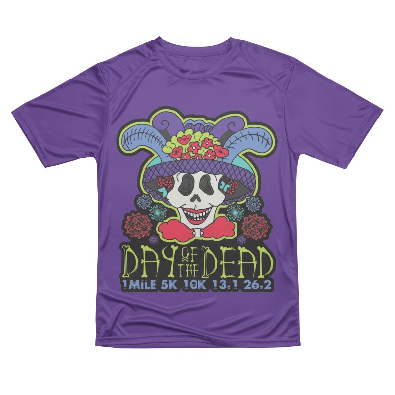 Day of the Dead Women's Performance Unisex T-Shirt by Moon Joggers's Artist Shop
