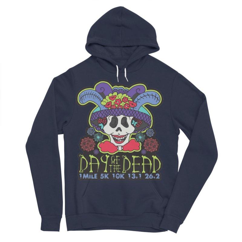 Day of the Dead Women's Sponge Fleece Pullover Hoody by Moon Joggers's Artist Shop
