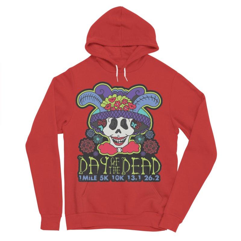 Day of the Dead Men's Sponge Fleece Pullover Hoody by Moon Joggers's Artist Shop
