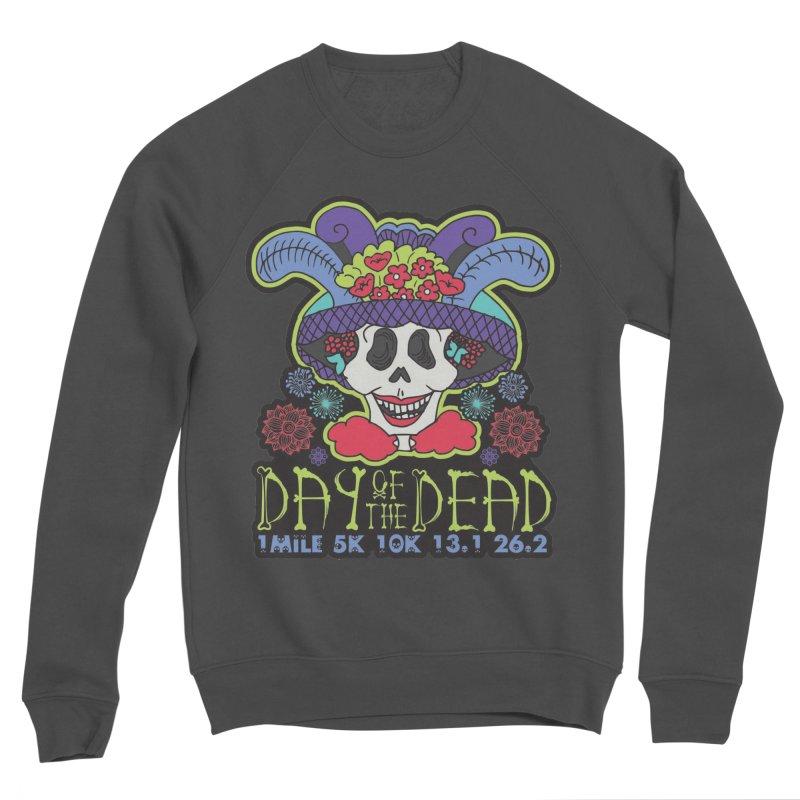 Day of the Dead Men's Sponge Fleece Sweatshirt by Moon Joggers's Artist Shop