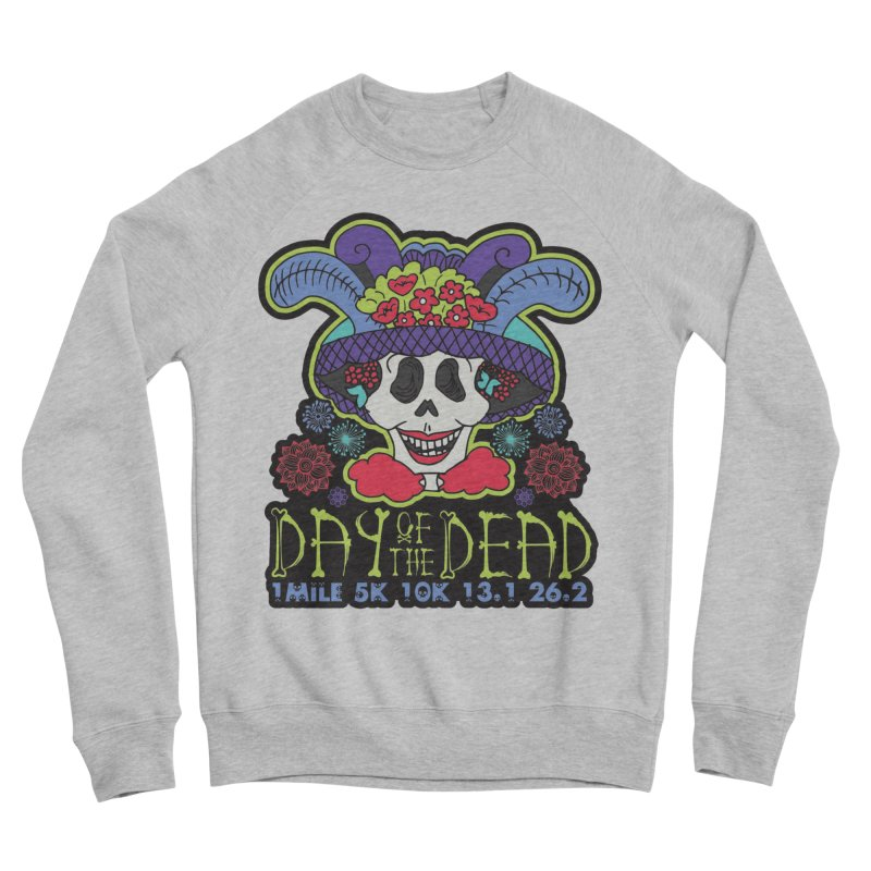 Day of the Dead Women's Sponge Fleece Sweatshirt by Moon Joggers's Artist Shop