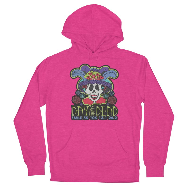 Day of the Dead Men's French Terry Pullover Hoody by Moon Joggers's Artist Shop