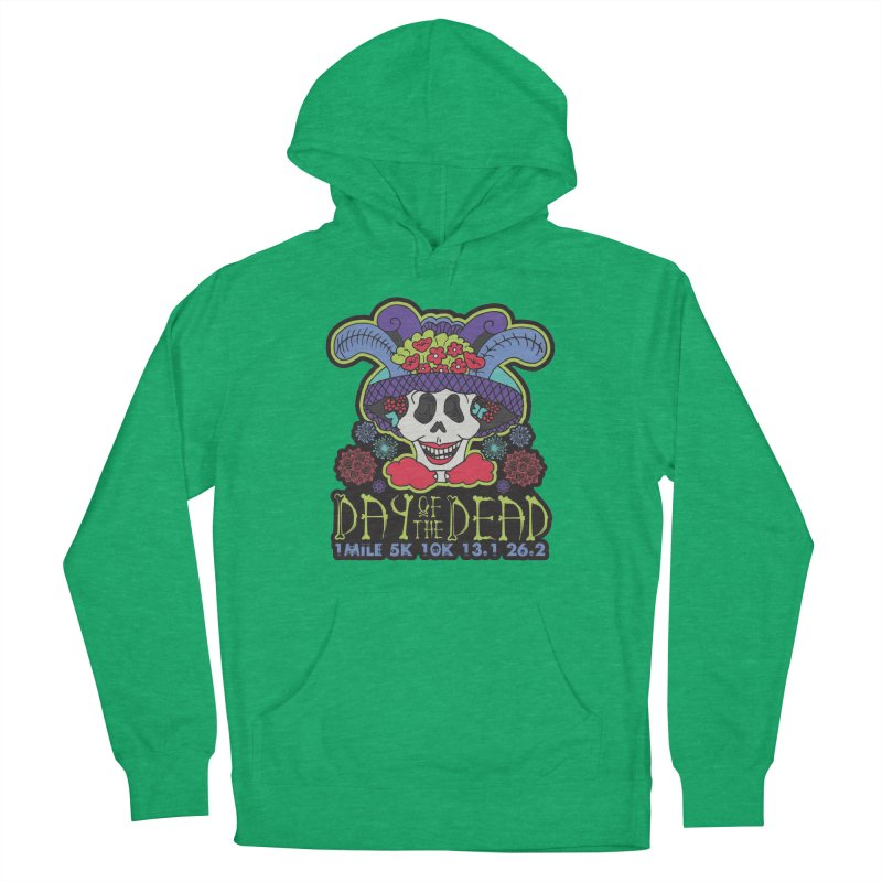 Day of the Dead Women's French Terry Pullover Hoody by Moon Joggers's Artist Shop