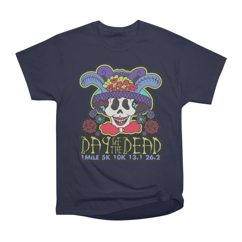 Day of the Dead Women's Heavyweight Unisex T-Shirt by Moon Joggers's Artist Shop