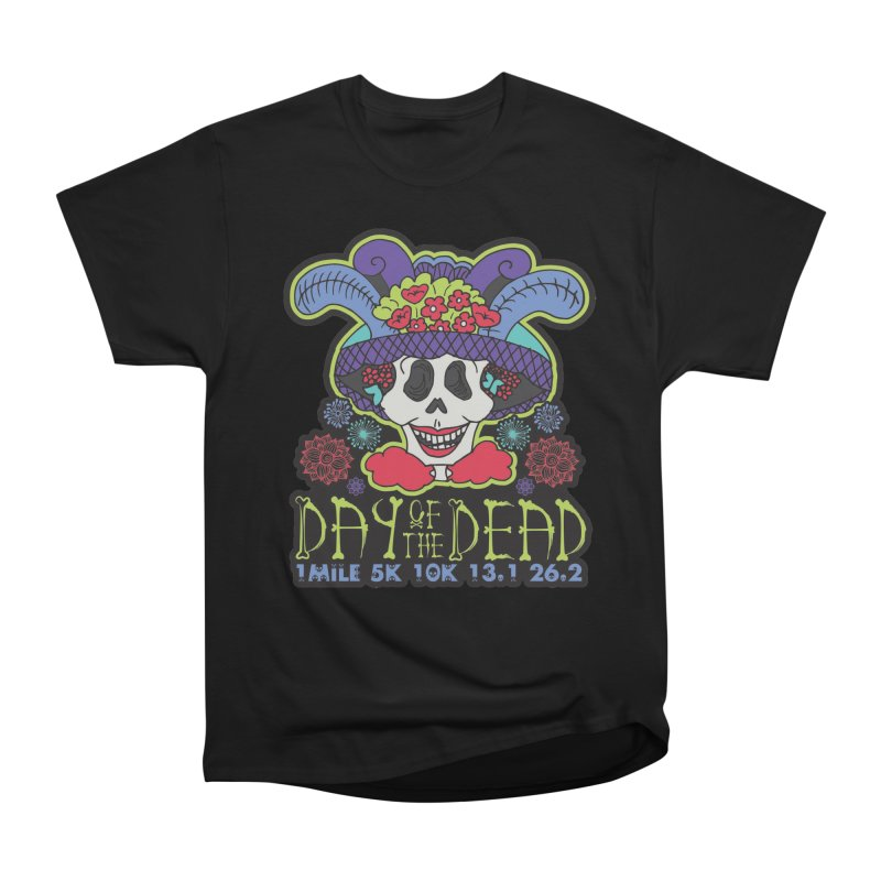 Day of the Dead Men's Heavyweight T-Shirt by Moon Joggers's Artist Shop