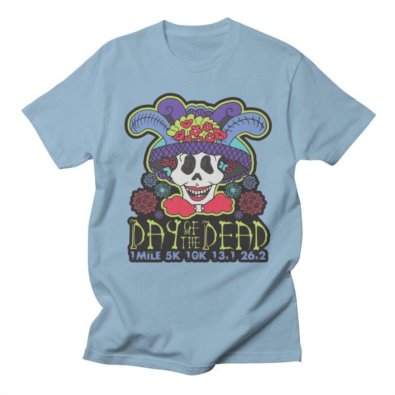Day of the Dead Women's Regular Unisex T-Shirt by Moon Joggers's Artist Shop
