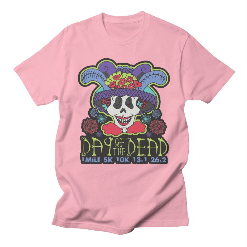 Day of the Dead Men's Regular T-Shirt by Moon Joggers's Artist Shop