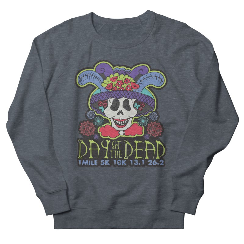 Day of the Dead Men's French Terry Sweatshirt by Moon Joggers's Artist Shop