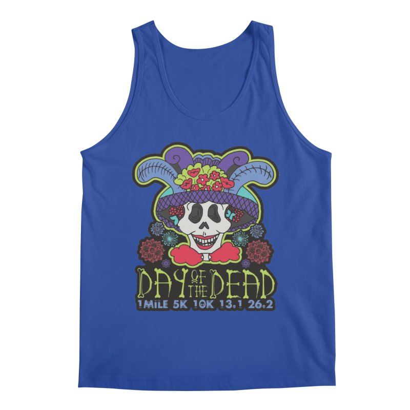 Day of the Dead Men's Regular Tank by Moon Joggers's Artist Shop
