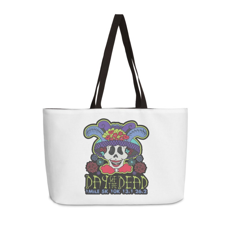 Day of the Dead Accessories Weekender Bag Bag by Moon Joggers's Artist Shop