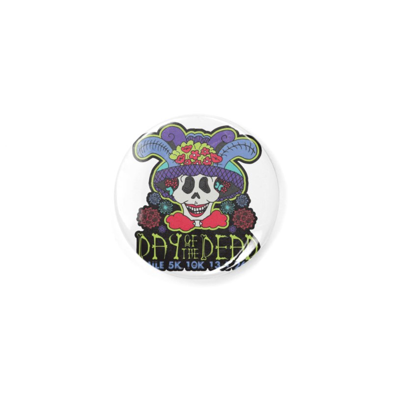 Day of the Dead Accessories Button by Moon Joggers's Artist Shop