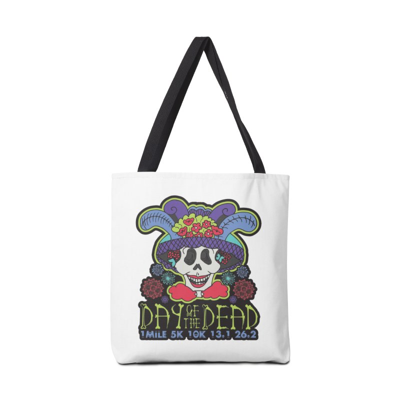 Day of the Dead Accessories Tote Bag Bag by Moon Joggers's Artist Shop