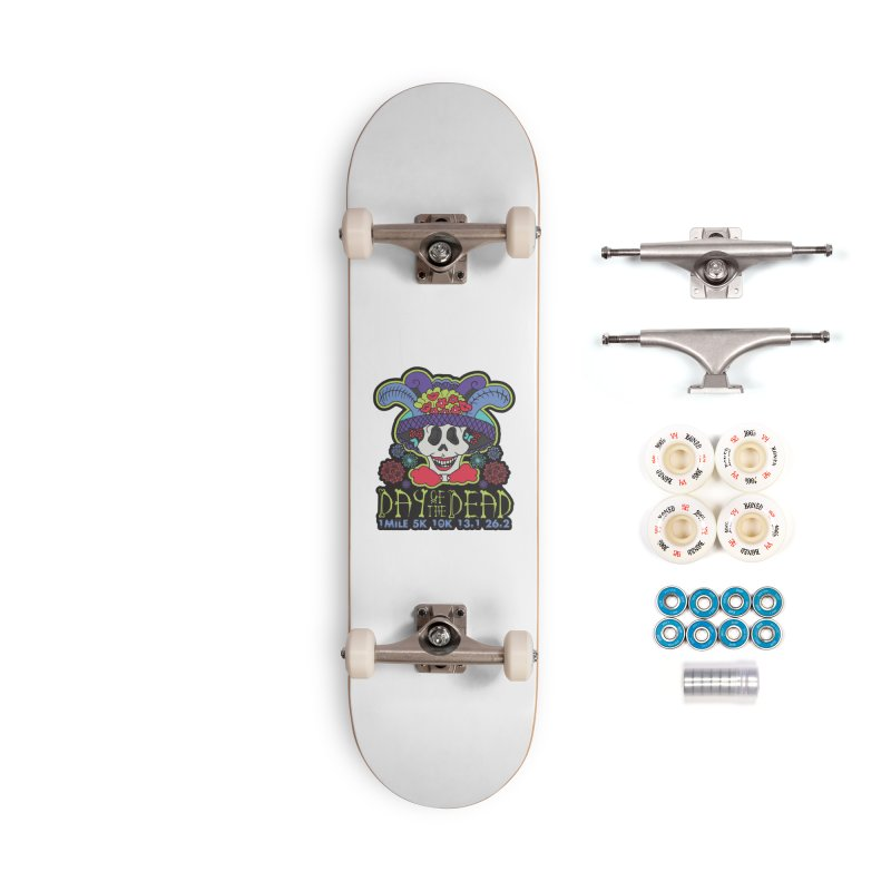 Day of the Dead Accessories Complete - Premium Skateboard by Moon Joggers's Artist Shop