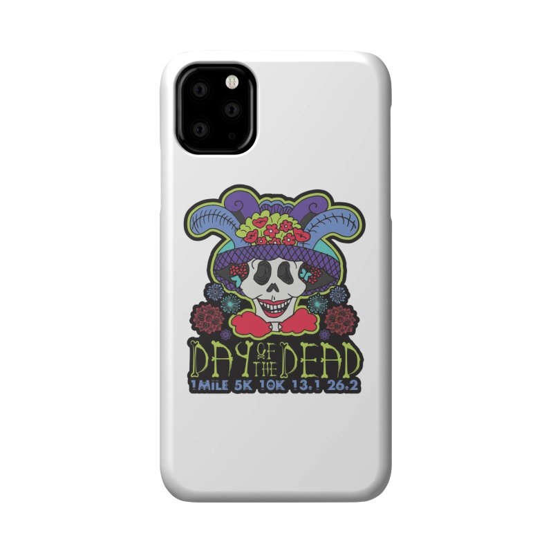 Day of the Dead Accessories Phone Case by Moon Joggers's Artist Shop
