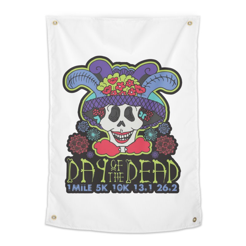 Day of the Dead Home Tapestry by Moon Joggers's Artist Shop