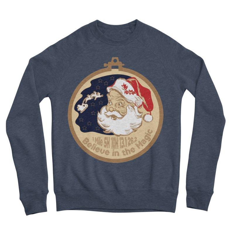 Santa's Big Day Men's Sponge Fleece Sweatshirt by Moon Joggers's Artist Shop