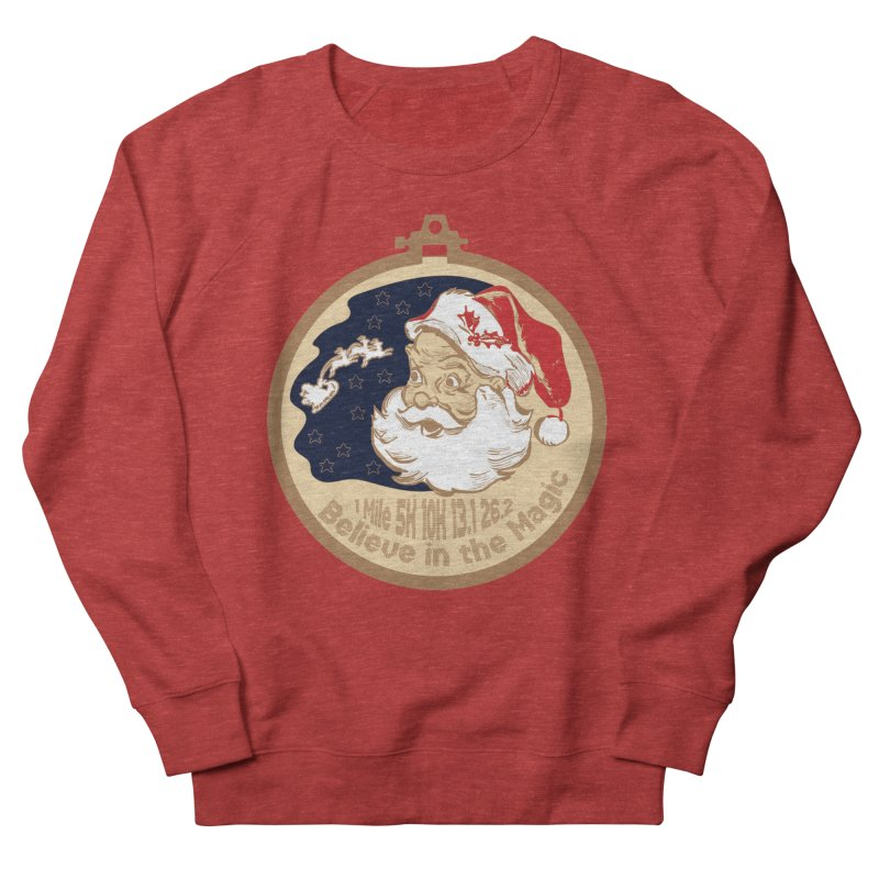 Santa's Big Day Men's Sweatshirt by Moon Joggers's Artist Shop