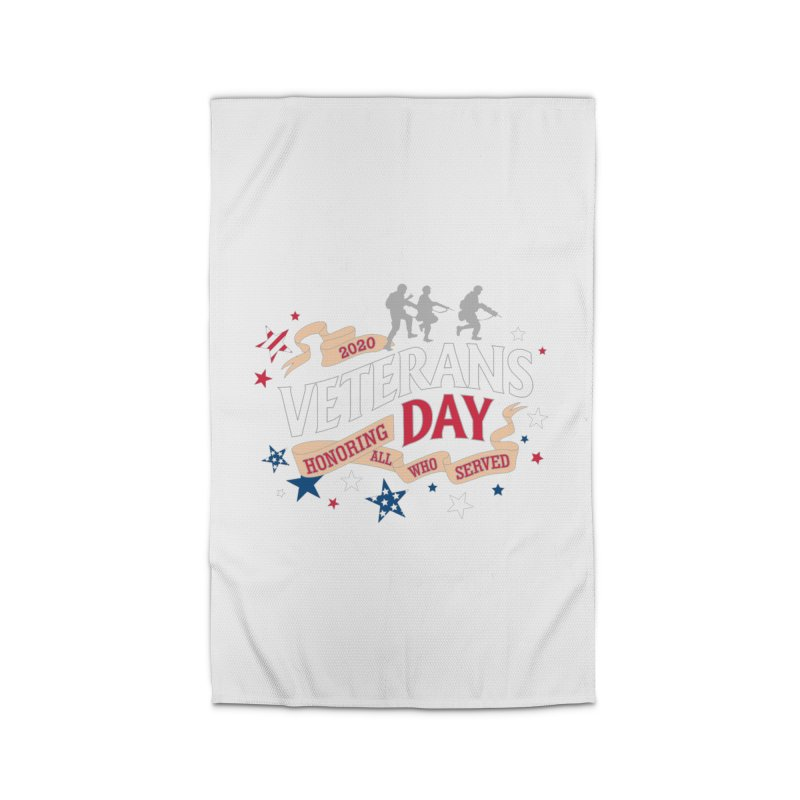 Veterans Day Home Rug by Moon Joggers's Artist Shop