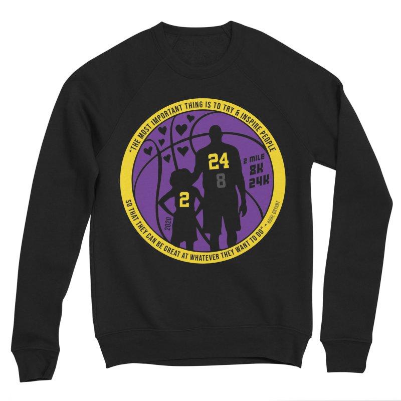 Race For The Greatest Women's Sponge Fleece Sweatshirt by Moon Joggers's Artist Shop