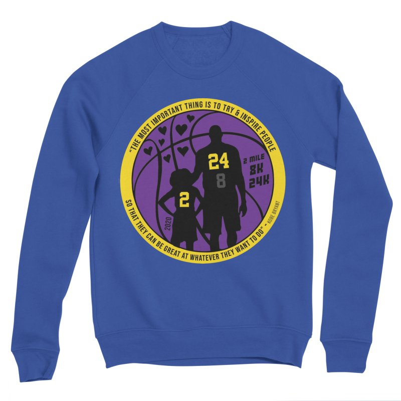Race For The Greatest Men's Sponge Fleece Sweatshirt by Moon Joggers's Artist Shop