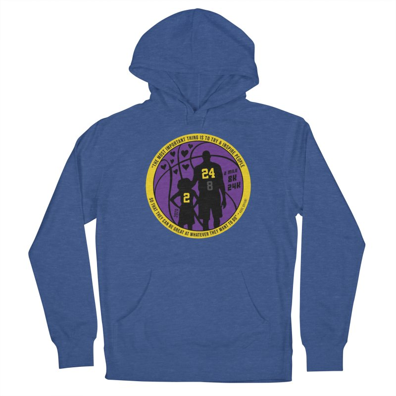 Race For The Greatest Men's French Terry Pullover Hoody by Moon Joggers's Artist Shop