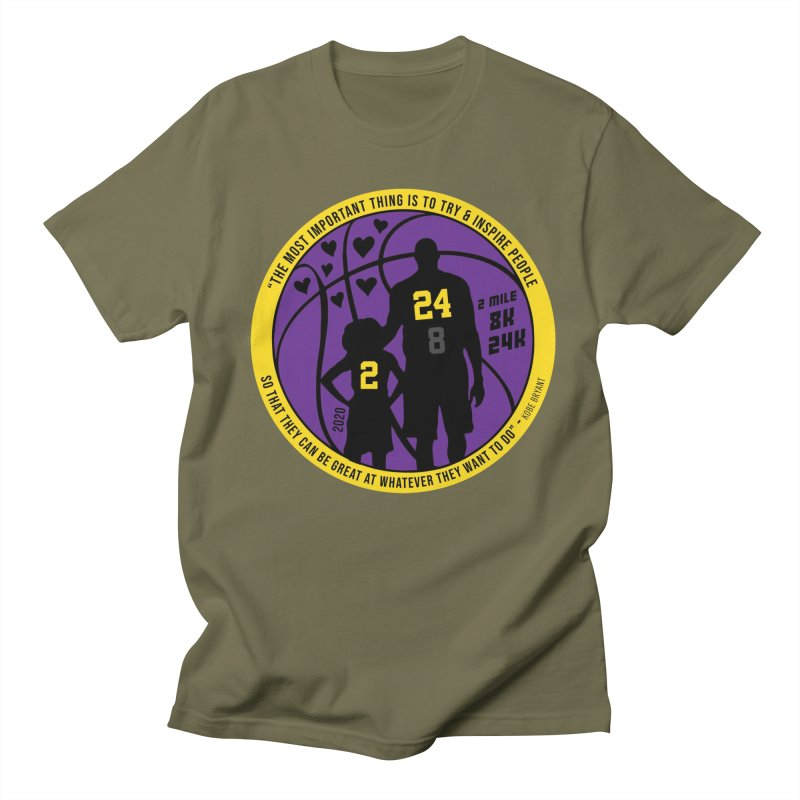 Race For The Greatest Men's Regular T-Shirt by Moon Joggers's Artist Shop