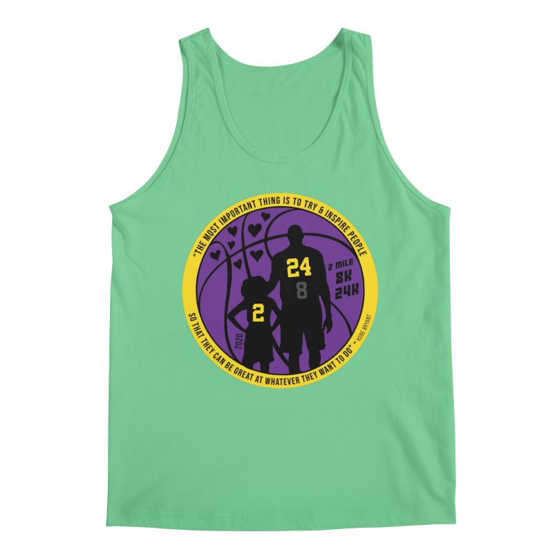 Race For The Greatest Men's Regular Tank by Moon Joggers's Artist Shop