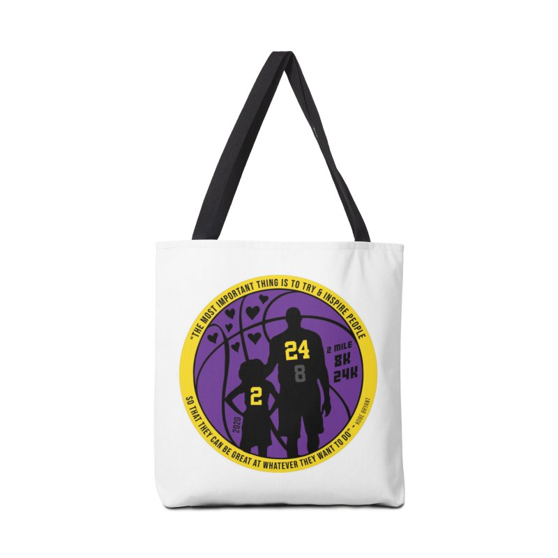 Race For The Greatest Accessories Tote Bag Bag by Moon Joggers's Artist Shop