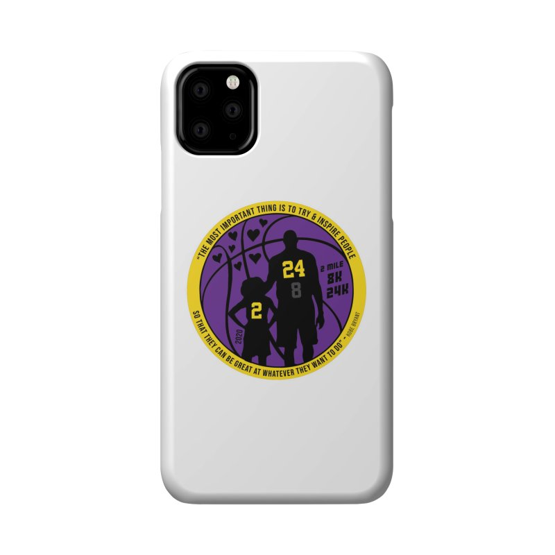 Race For The Greatest Accessories Phone Case by Moon Joggers's Artist Shop