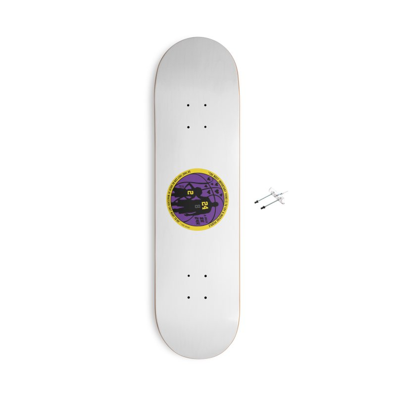 Race For The Greatest Accessories With Hanging Hardware Skateboard by Moon Joggers's Artist Shop