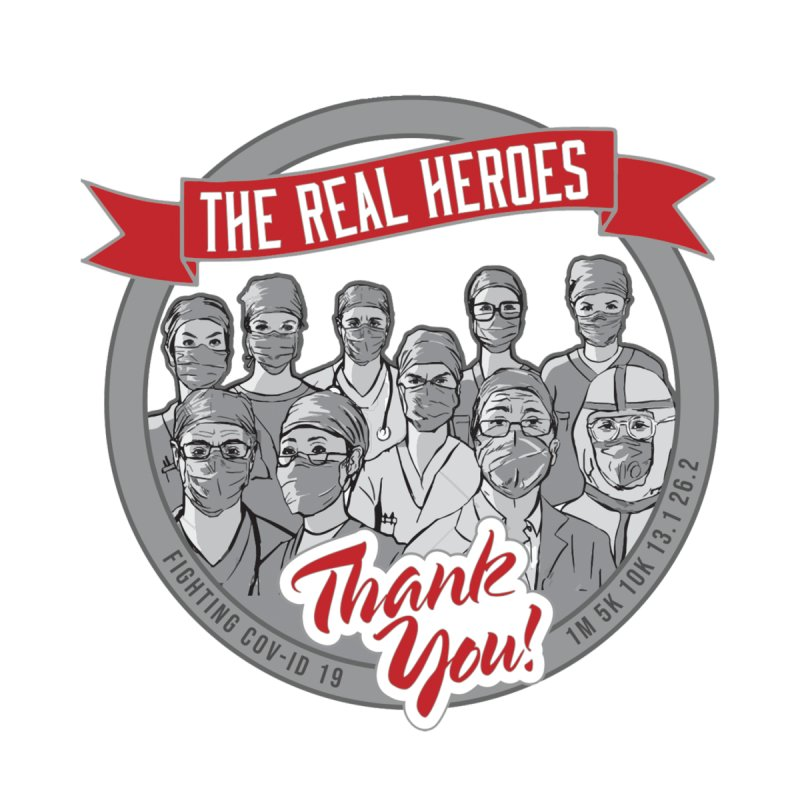 The Real Heroes by Moon Joggers's Artist Shop