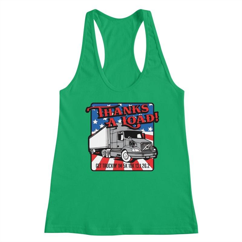 Get Truckin' Women's Tank by Moon Joggers's Artist Shop
