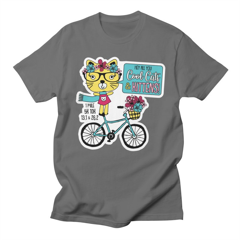 Cool Cats and Kittens Men's T-Shirt by Moon Joggers's Artist Shop