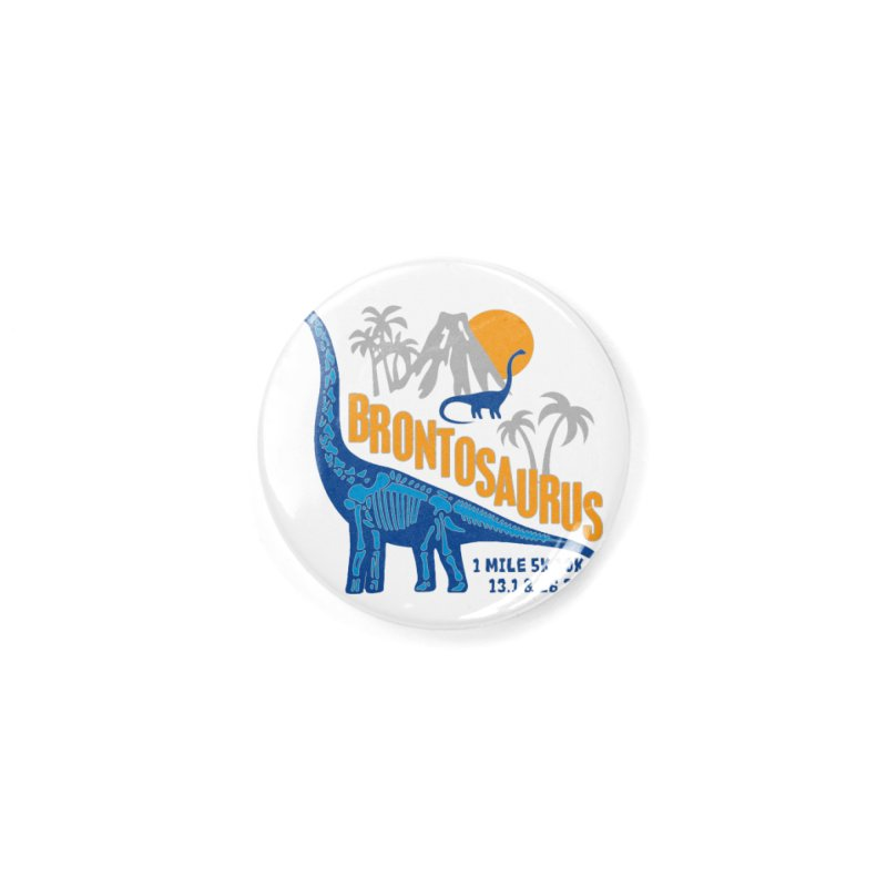 Dinosaurs! Brontosaurus Accessories Button by Moon Joggers's Artist Shop
