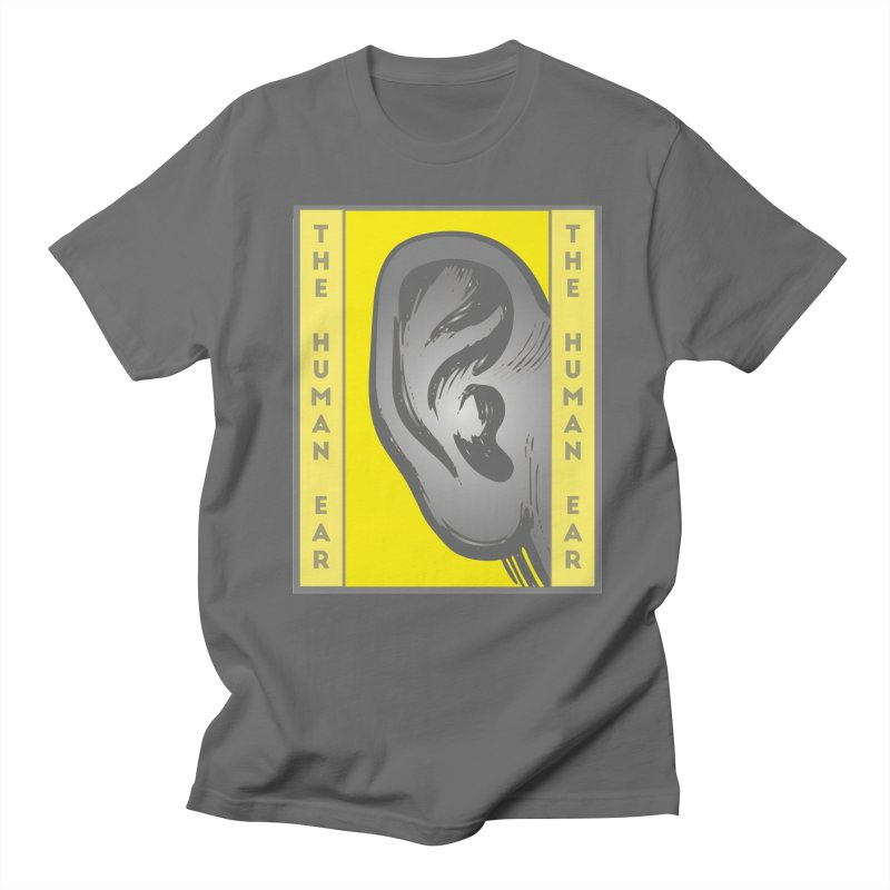 The Human Ear Men's T-Shirt by Moon Joggers's Artist Shop