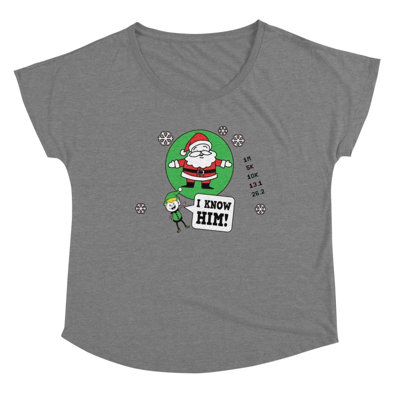 Ugly Sweater Day Women's Scoop Neck by Moon Joggers's Artist Shop