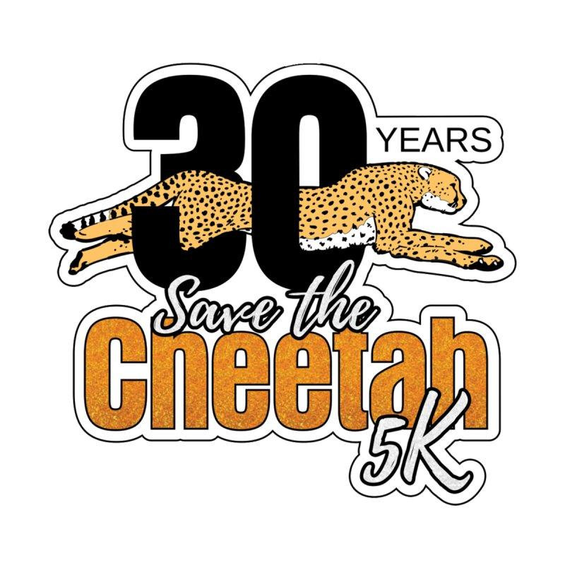 Save the Cheetah 5K Men's T-Shirt by Moon Joggers's Artist Shop