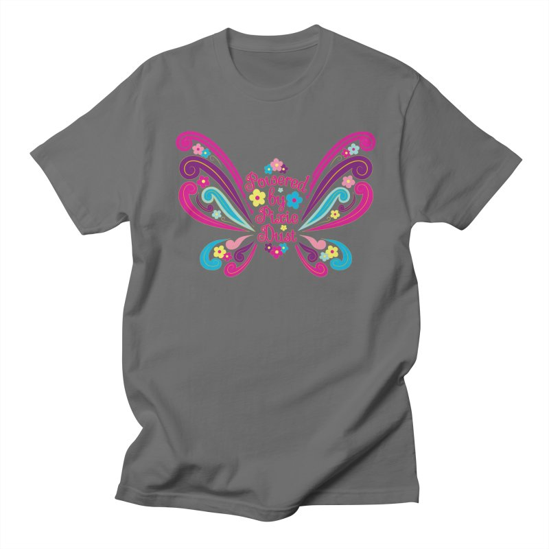 Powered by Pixie Dust Men's T-Shirt by Moon Joggers's Artist Shop