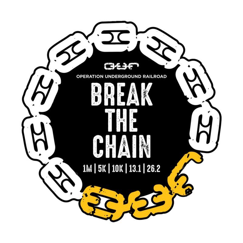 Break the Chain Men's T-Shirt by Moon Joggers's Artist Shop
