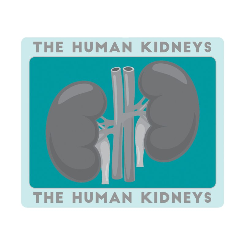 The Human Kidneys Kids Toddler Longsleeve T-Shirt by Moon Joggers's Artist Shop