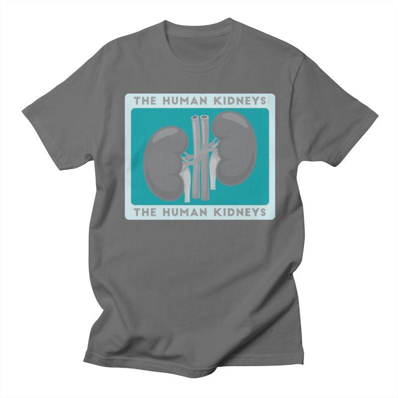 The Human Kidneys Men's T-Shirt by Moon Joggers's Artist Shop
