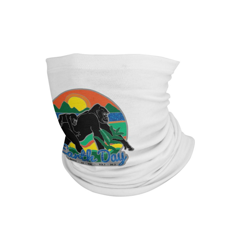 Earth Day 2021 Accessories Neck Gaiter by Moon Joggers's Artist Shop