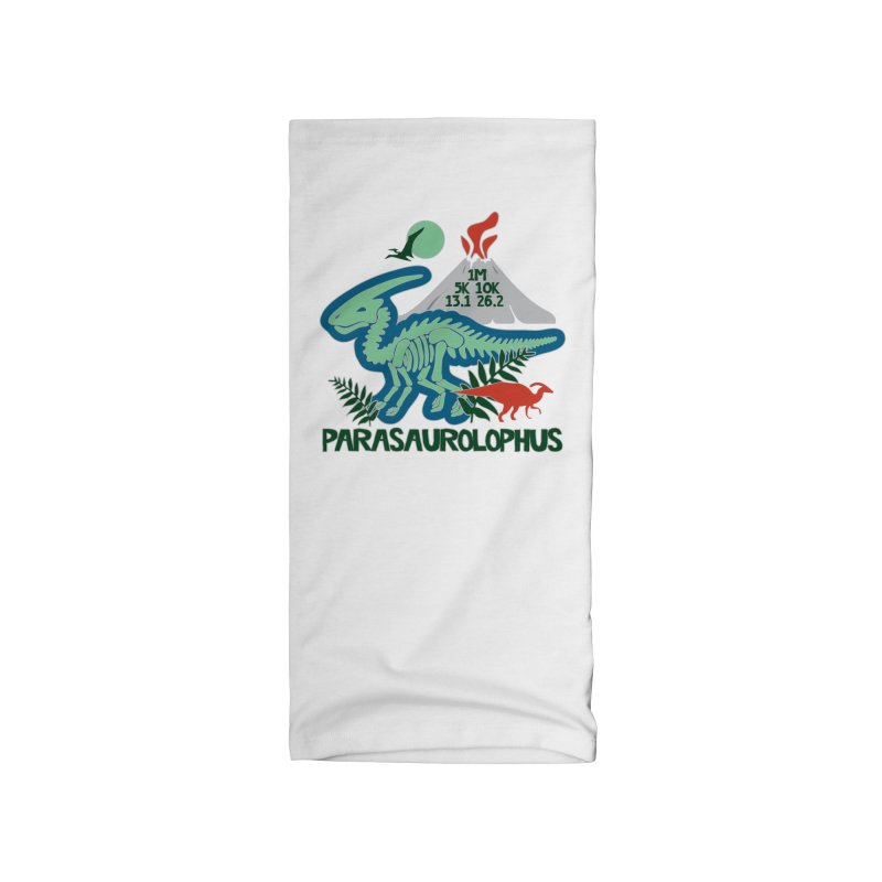 Parasaurolophus Dinosaurs! Accessories Neck Gaiter by Moon Joggers's Artist Shop