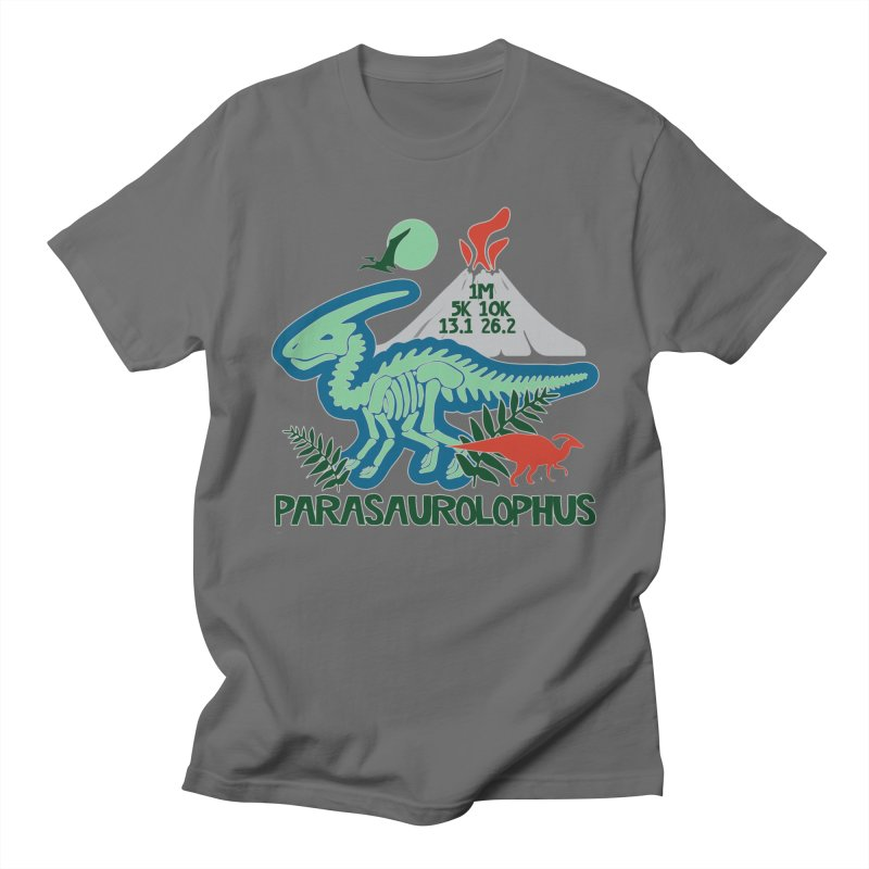 Parasaurolophus Dinosaurs! Men's T-Shirt by Moon Joggers's Artist Shop
