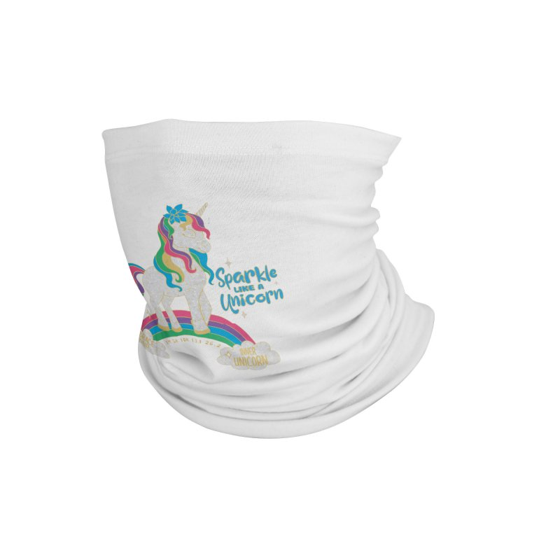 Embrace Your Inner Unicorn 2021 Accessories Neck Gaiter by Moon Joggers's Artist Shop